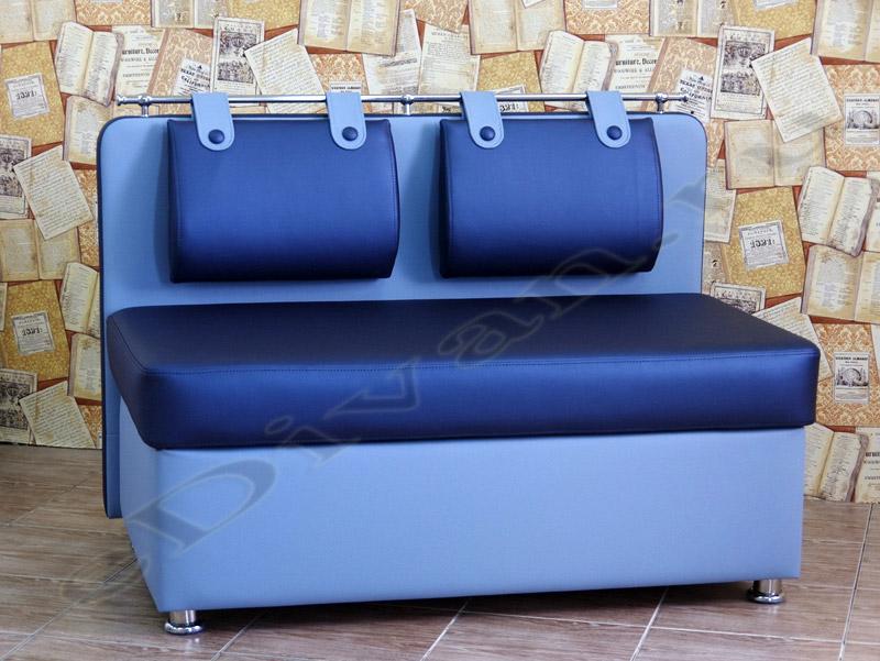 кухонный прямой диван/кухонный диван Метро-раскладушка