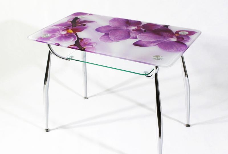 Столы с фотопечатью/Стеклянные столы с фотопечатью