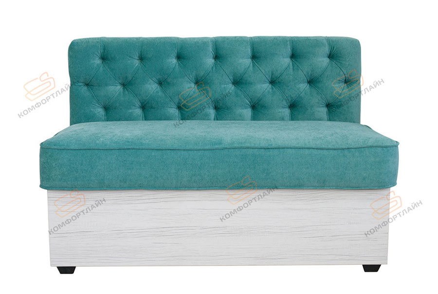 Прямой кухонный диван Честер